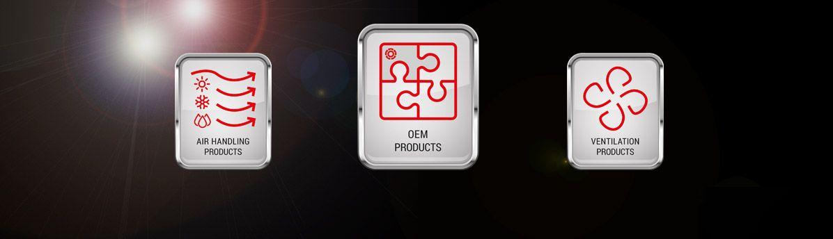 Slideshow - Products - Div (OEM+Ventilation)