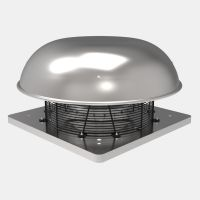 Roof fans (horizontal outlet)