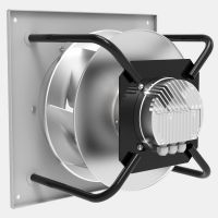 Free running impellers with EC-drives ; Type: GKHS