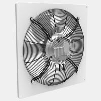 EC Axial Fans ; Type: GQ